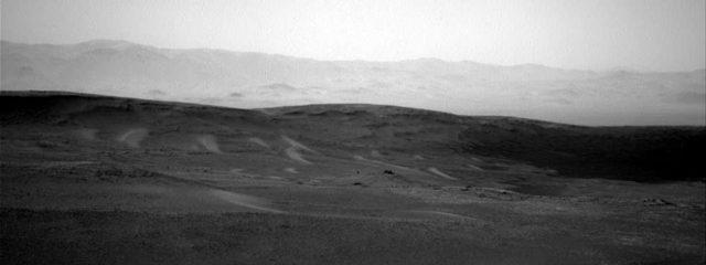 Lo scatto 13 secondi prima del bagliore. Credit: NASA/JPL–Caltech