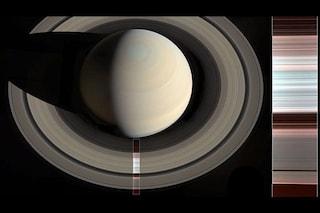 Anelli di Saturno, svelati dalla sonda Cassini i segreti su composizione e struttura