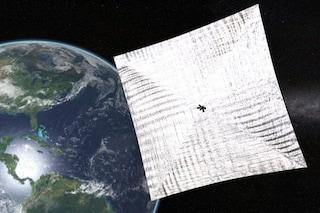 Rivoluzionario veicolo spaziale spinto da una vela solare pronto al lancio: come funziona
