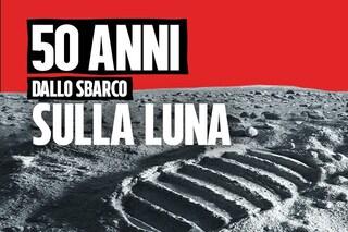 50 anni dallo sbarco sulla Luna, cos'è successo durante il primo allunaggio dell'Apollo 11