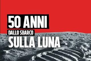 50 anni dal primo passo sulla Luna: cosa è successo in 110 ore tra il 16 e il 21 luglio 1969