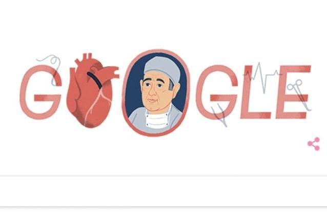 René Favaloro: il doodle di Google ricorda il padre del bypass