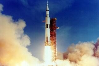 50 anni dallo sbarco sulla Luna: 16 luglio 1969, il momento del lancio dell'Apollo 11
