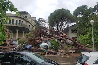 Maltempo in Italia, trombe d'aria e grandinate devastanti: esperta spiega cosa succede