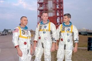 Astronauti morti per portarci sulla Luna: chi sono le vittime delle missioni Apollo e Gemini