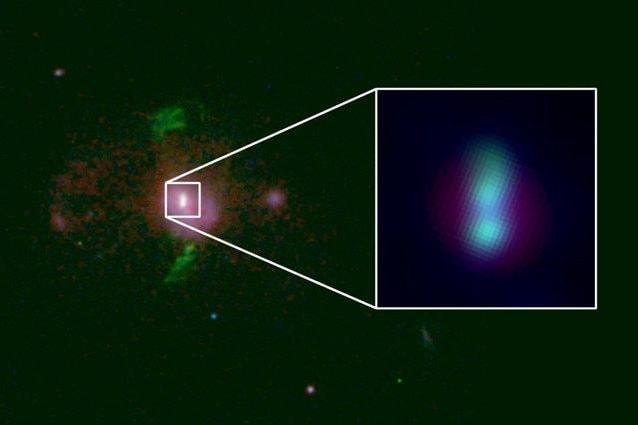 Credit: AD Goulding et al./Astrophysical Journal Letters 2019