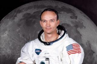 Non camminò sulla Luna, ma faceva parte della missione Apollo 11: chi è Michael Collins