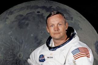 Neil Armstrong, primo uomo sulla Luna: chi era l'astronauta della storica Apollo 11