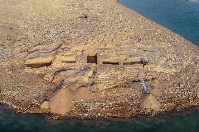 Credit: Università di Tubinga/eScience Center/Kurdistan Archaeology Organisation