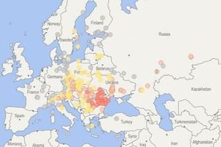 Una nube radioattiva ha raggiunto l'Europa nel 2017, ma nessuno ne parla: rischi per la salute