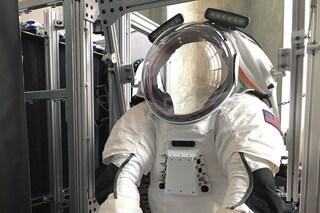 Ecco Astro, la tuta spaziale di nuova generazione che proteggerà gli astronauti su Luna e Marte