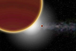 Scoperto pianeta gigante attorno a una stella giovane: ha una massa 3mila volte quella della Terra