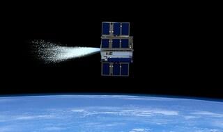 NASA, veicoli spaziali alimentati ad acqua si coordinano nello spazio: l'esperimento