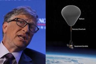 """Bill Gates vuole """"oscurare"""" il Sole per fermare il riscaldamento globale: ecco come"""