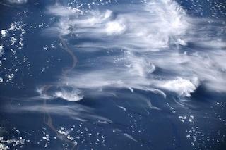 Incendi in Amazzonia: l'astronauta Luca Parmitano pubblica scatti drammatici catturati dallo spazio