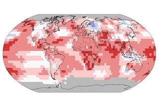 Luglio 2019 è stato il mese più caldo di sempre: drammatico scioglimento dei ghiacci