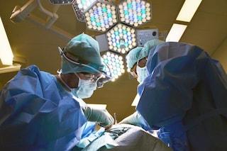 Spillo infilzato nei bronchi di una bambina rimosso con un delicatissimo intervento a Torino