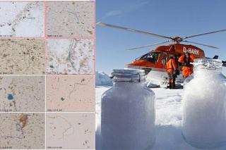 Nevica plastica sull'Artico e cade con la pioggia sulle montagne: stiamo devastando la Terra