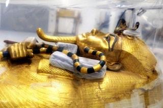 Al via il restauro del prezioso sarcofago di Tutankhamon: i lavori dureranno almeno 8 mesi
