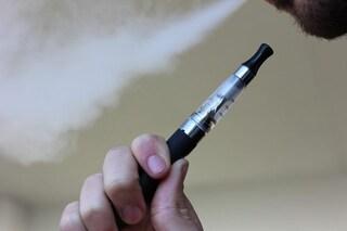 Sigarette elettroniche, bastano 4 settimane per infiammare i polmoni