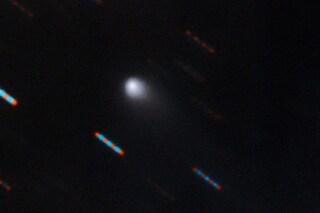 Le prime immagini del presunto visitatore interstellare entrato nel Sistema solare