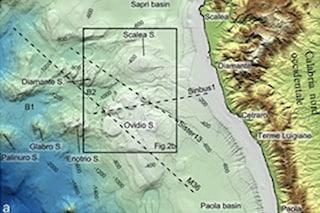 C'è un complesso vulcanico enorme finora sconosciuto nel Mar Tirreno, ecco dove: la scoperta INGV