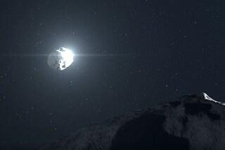 Difesa planetaria proverà a deviare un asteroide colpendolo con una sonda lanciata a tutta velocità