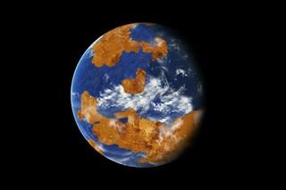Venere abitabile come la Terra fino a 700 milioni di anni fa: aveva clima mite e oceani, forse vita