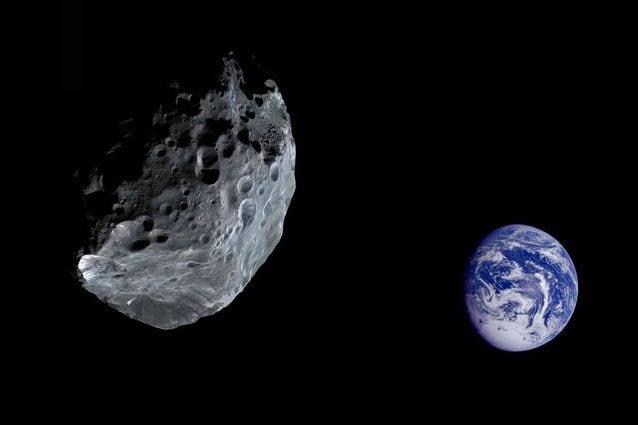 Un asteroide gigante domani 'sfiorerà' la Terra: i dettagli