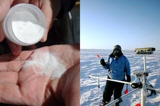 Microsfere di vetro sul ghiaccio dell'Artico per impedire lo scioglimento: l'idea degli scienziati