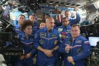 """Luca Parmitano è il comandante della ISS, consegnate le """"chiavi"""": giornata storica per l'Italia"""