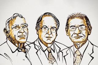 Nobel per la Chimica 2019, vincono Goodenough, Whittingham e Yoshino per le batterie al litio