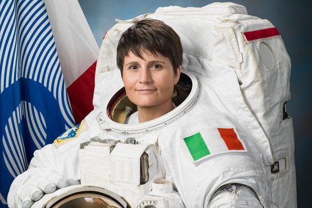 Samantha Cristoforetti. Credit: NASA