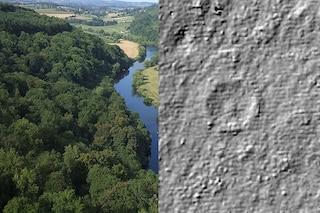 Misterioso monumento in terra e pietra scoperto nella Foresta di Dean: ha almeno 3.500 anni