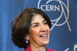 Fabiola Gianotti riconfermata alla guida del CERN: fu tra scopritori del bosone di Higgs