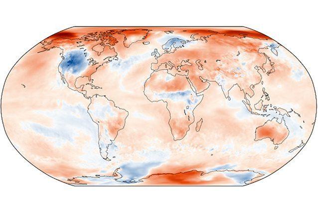 Cambiamenti climatici, ottobre 2019 è stato il più caldo mai registrato