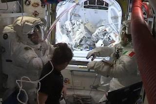 Conclusa la passeggiata spaziale di Luca Parmitano: tra le più difficili mai tentate