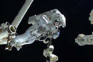 Luca Parmitanto pronto per la passeggiata spaziale di oggi: cosa farà e come seguire la diretta