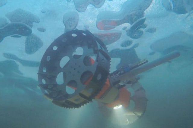 Il rover sottomarino BRUIE. Credit: NASA/JPL