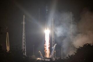L'Italia di nuovo nello spazio con due missioni speciali: lanciati COSMO-SkyMed e CHEOPS