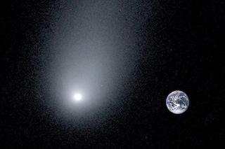 Prima cometa di Natale aliena si avvicina alla Terra: cos'è, come e quando vederla