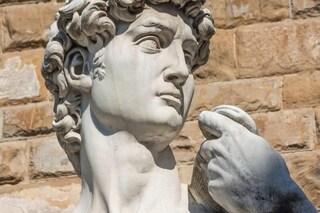Il dettaglio 'nascosto' del David dimostra che Michelangelo era davvero un genio