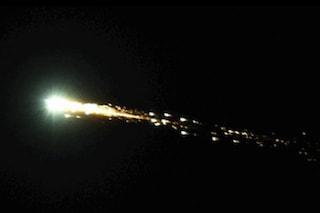 Meteorite forse precipitato in Emilia Romagna: bolide segnalato da esperti e residenti