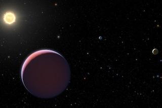 Scoperti pianeti giganti leggeri come lo zucchero filato: com'è possibile