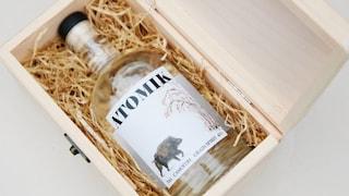 Atomik, la vodka prodotta a Chernobyl (ma non è radioattiva)