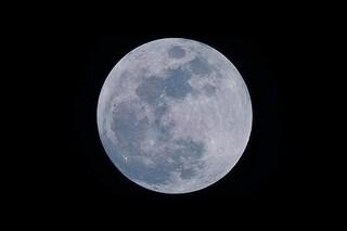 La Luna Piena Fredda illumina il cielo di dicembre: quando vederla
