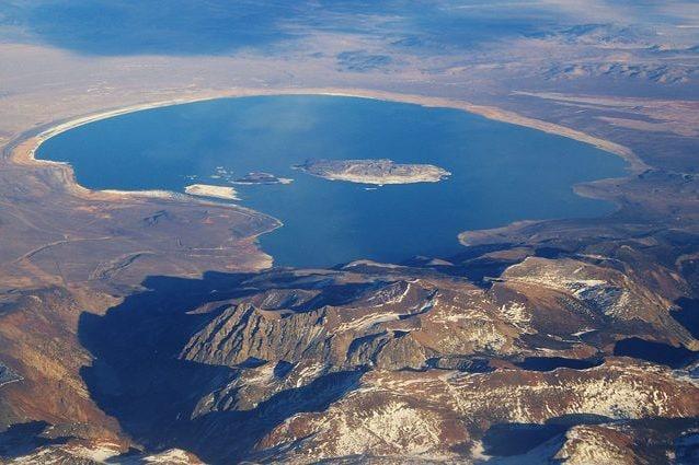 Il Mono Lake in California. Credit: Ron Reiring