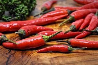 Il peperoncino protegge da infarto e ictus: consumo abituale abbatte rischio del 40-60%