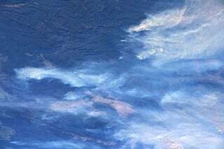 Incendi in Australia, le drammatiche immagini scattate dallo spazio da Luca Parmitano