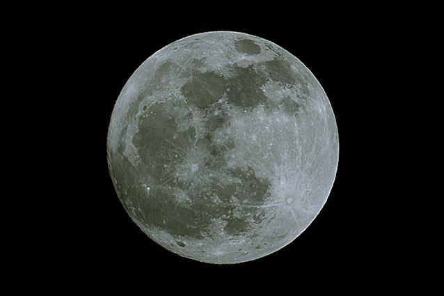 La Luna Piena. Credit: Andrea Centini